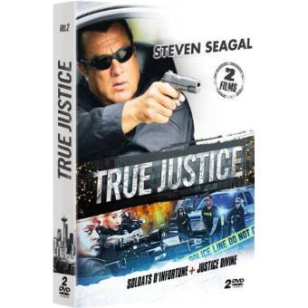 True JusticeCoffret 2 DVD Volume 2
