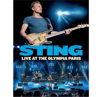 Live At The Olympia Paris Blu-ray