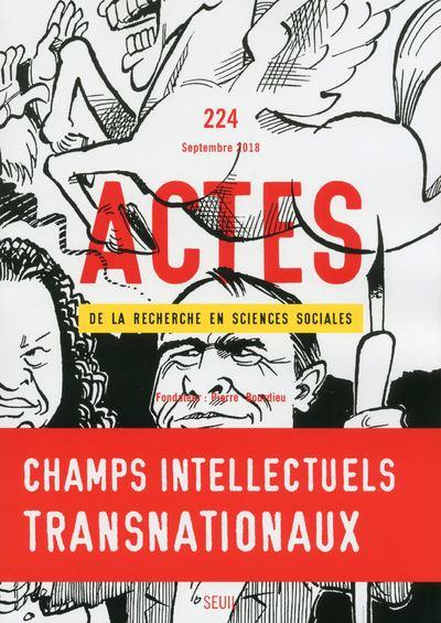 Espaces intellectuels transnationaux