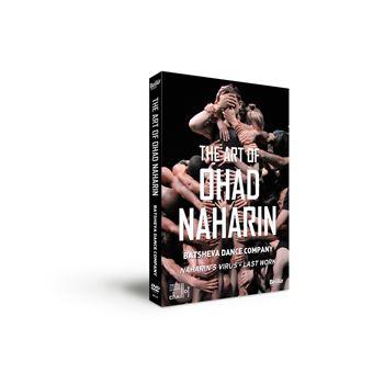 The Art Of Ohad Naharin Naharin's Virus Last Work DVD