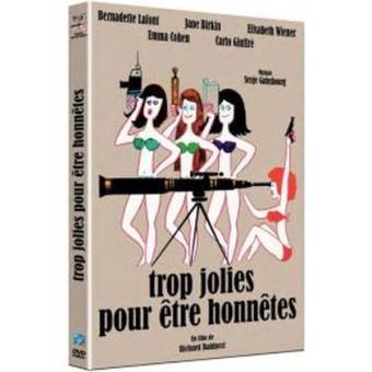 Trop jolies pour être honnêtes DVD