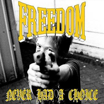 Never had a choice