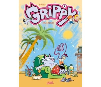 Grippy T2 - Est à fond !