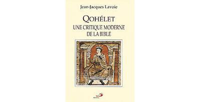 Qohelet une critique moderne de la bible