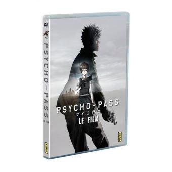 Psycho-Pass Le film DVD