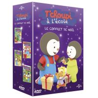 Coffret T'choupi Edition Limitée DVD