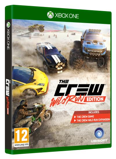 The Crew Wild Run Edition Xbox One