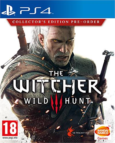 The Witcher 3 Edition Collector PS4 - PlayStation 4