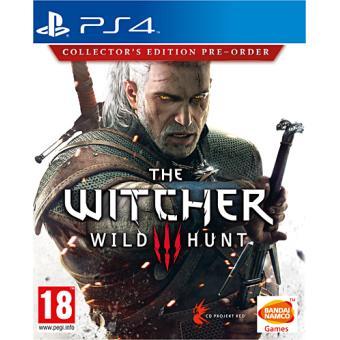 The Witcher 3 Edition Collector PS4