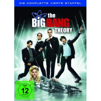 The Big Bang TheoryThe Big Bang Theory Saison 4 DVD