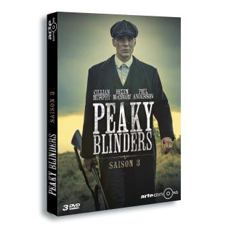 Peaky blindersPeaky Blinders Saison 3 DVD