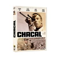 Chacal Combo Blu-ray DVD