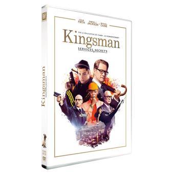 Kingsman, services secretsKingsman Services secrets DVD