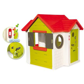 maison my house smoby maisons de jardin fnac. Black Bedroom Furniture Sets. Home Design Ideas