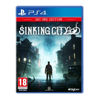 THE SINKING CITY DAY ONE EDITION FR/NL PS4