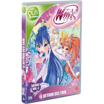 Winx club saison 7 volume 4 le retour des trix dvd dvd zone 2 achat prix fnac - Winx saison 4 ...