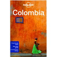 COLOMBIA 2015 LONELY PLANET ENG