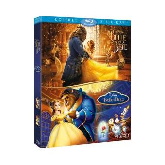 La belle et la bêteCoffret La Belle et la Bête Blu-ray