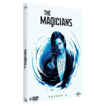 The magiciansThe Magicians Saison 4 DVD