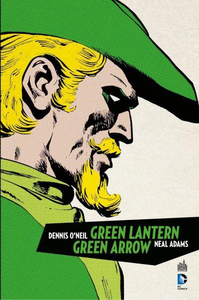Green Arrow & Green Lantern - Intégrale