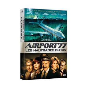 AIRPORT 77 NAUFRAGES DU 747-FR