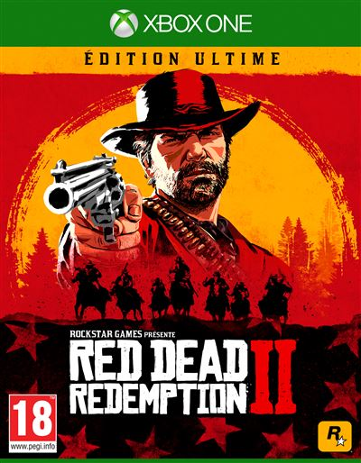 Red Dead Redemption 2 Édition Ultime Xbox One