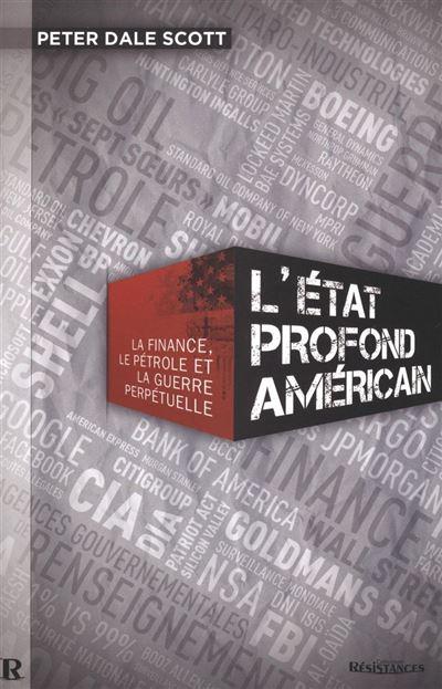 L'état profond américain - 9782917112298 - 18,99 €