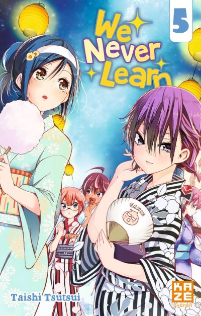 We Never Learn T05 - 9782820337320 - 4,99 €