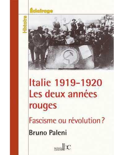 Italie 1919-1920 : les deux années rouges