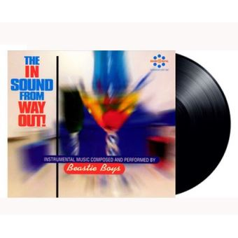The In Sound From Way Out ! Double Vinyle Gatefold
