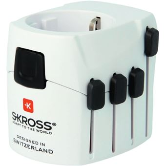 SKROSS WORLD TRAVEL ADAPTER PRO 6.3A