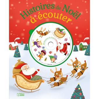 histoire de noel a ecouter Histoires de Noël à écouter   Livre CD   Agnès de Lestrade, Nadine  histoire de noel a ecouter