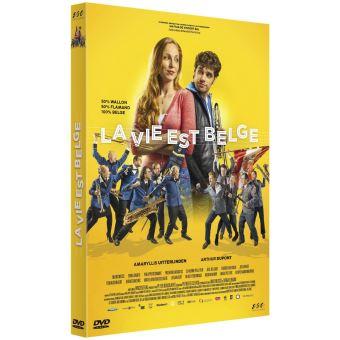 La vie est belge DVD