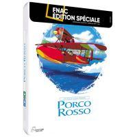 Porco Rosso Boîtier Métal Exclusivité Fnac Combo Blu-ray DVD
