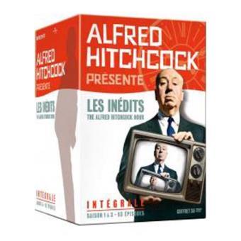 Alfred Hitchcock présenteAlfred Hitchcock présente Les inédits Saisons 1 à 3 Coffret DVD