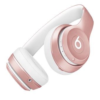 casque audio beats solo2 wireless rose gold