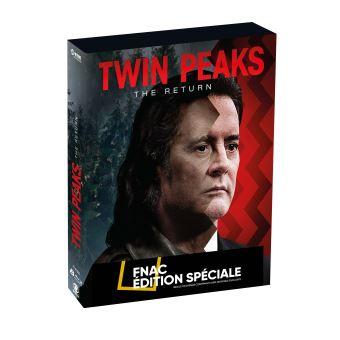 Twin PeaksTwin Peaks The Return Saison 3 Edition spéciale Fnac Blu-ray