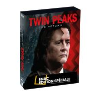 Twin Peaks The Return Saison 3 Edition spéciale Fnac Blu-ray