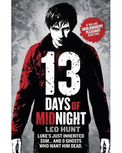 Thirteen Days of Midnight Leo Hunt
