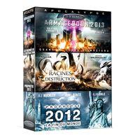 Armageddon 2013 - Les racines de la destruction - Prophétie 2012 : Le fin du monde Coffret 3 DVD