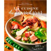 La cuisine du canard gras