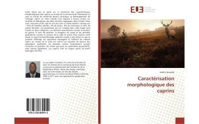 Caractérisation morphologique des caprins