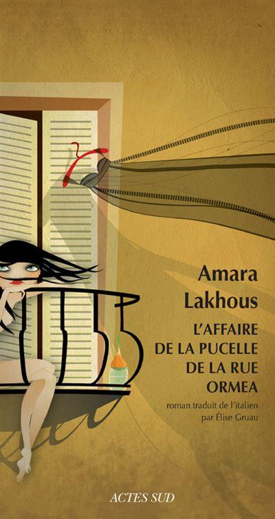 L'Affaire de la pucelle de la rue Ormea (2017) – Amara Lakhous