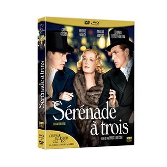 Sérénade à trois Combo Blu-ray DVD
