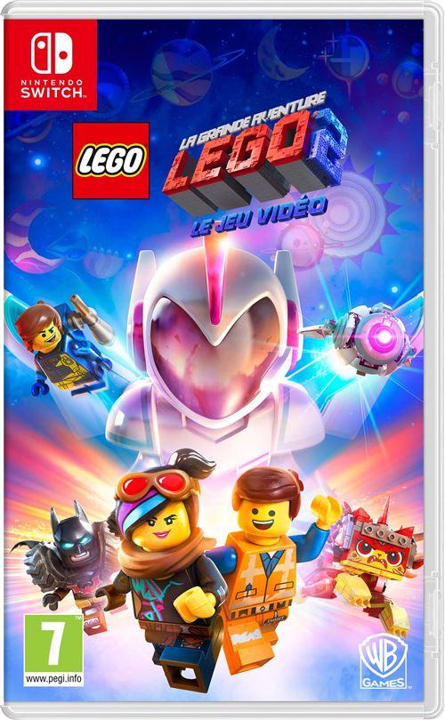 La grande aventure LEGO 2 Le Jeu Vidéo Nintendo Switch