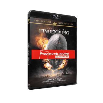 Odyssée du Hindenburg Edition Collector Exclusivité Fnac Blu-ray