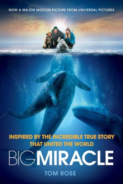 Everybody loves whales. film tie-in