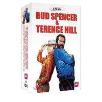 Coffret Bud Spencer & Terence Hill 9 films DVD
