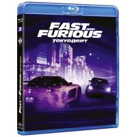 Fast and Furious 3 Blu-ray