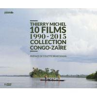 Collection congo zaire/10 films
